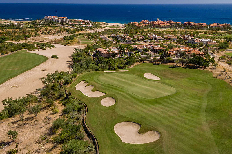 Buenos Días México! Weltfinale des BMW Golf Cup International mit Amateurgolfern aus 34 Nationen in Los Cabos.