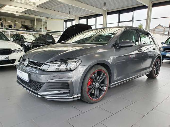Volkswagen Golf VII GTD (BlueMotion Technology) DSG